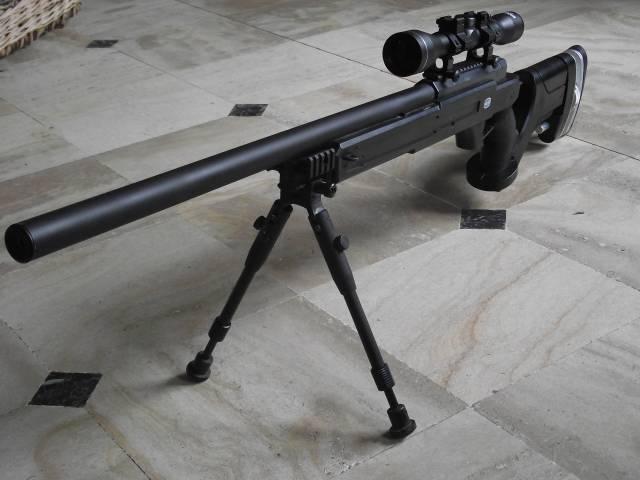 airsoft occasion sur warsoft sniper mauser sr pro tactical. Black Bedroom Furniture Sets. Home Design Ideas